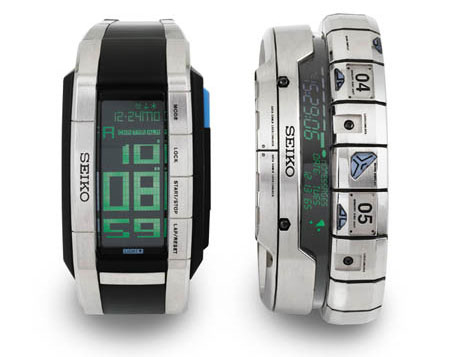 Final Fantasy Seiko Final Fantasy edition