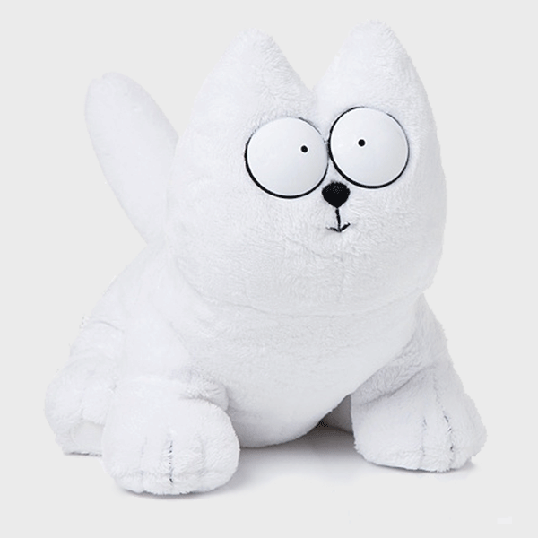 cbplush600 Simon's Cat de pelúcia