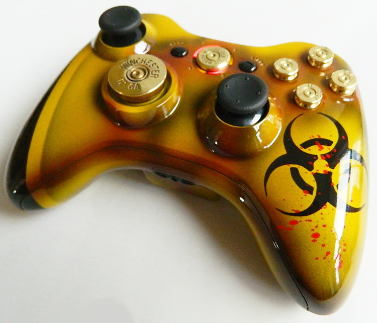 controle xbox 6 Controles personalizados de Xbox 360