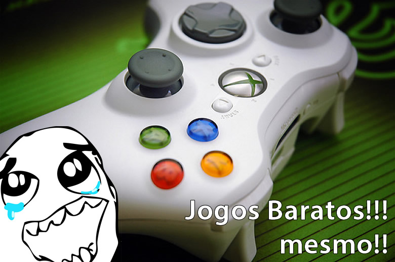 jogos baratos1 Jogos originais baratos, isso que  jogo justo.