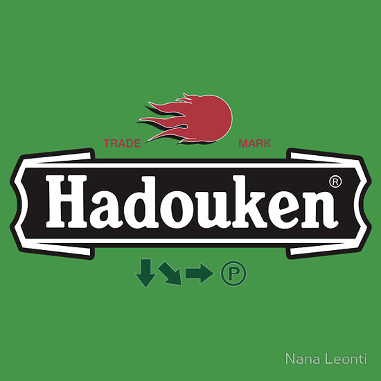 fc550x550grass green Camiseta Hadouken Heineken