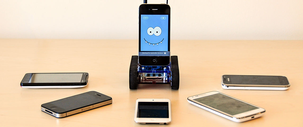 romo devices Romo   smartphone robot