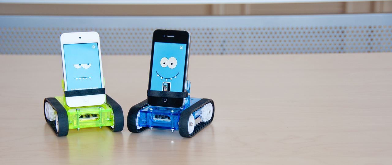romo two play Romo   smartphone robot