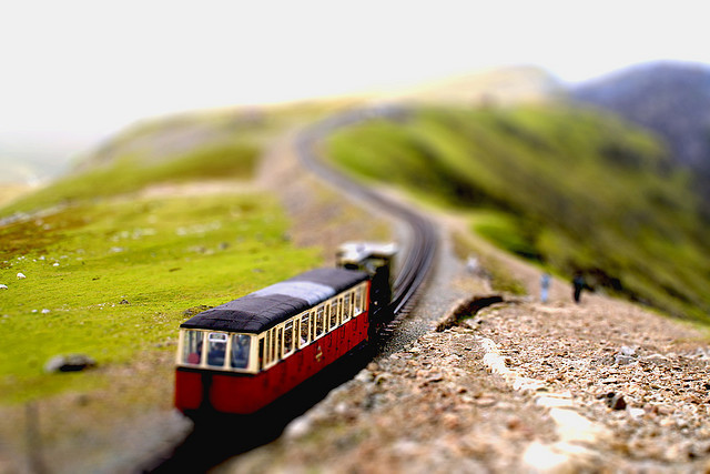 Top 10 Tilt-Shift