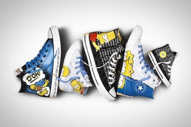 All star dos Simpsons