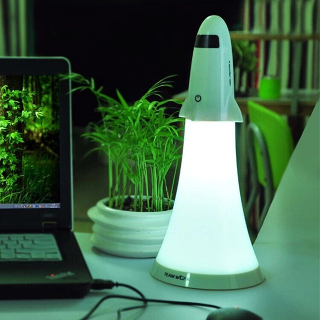 Rocket LED Desk Lamp